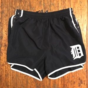 Victoria's Secret Pink Detroit Tigers Shorts